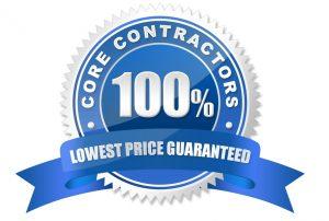 Lowest Price Soft Story Seismic Retrofit - Core Contractors